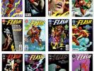 The Flash #130-141 Complete Grant Morrison & Mark Millar Run w/ 138 Black Flash