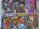 The Flash #136 #137 #138 #139 #140 #141 - 1st Full Appearance of The Black Flash