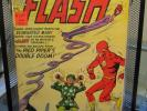 The Flash #138 1963 DC Silver Age Comics Pied Piper Elongated Man 7.5