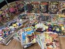 Uncanny X-Men 133 Comic book Lot 100+ 266 1st gambit Days Of Future Past Jim Lee