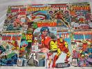 1978 Vtg Iron Man Comic lot Demon in a Bottle Full run 9 Issues 120 to 128