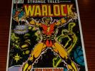 Strange Tales #178 (Feb 1975, Marvel) First App MAGUS