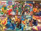 Fantastic Four Unlimited #1-12 Full Run Set Marvel Comics (1993) Very High Grade