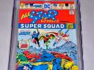 All Star Comics 58 CGC 9.4 White Pages 1st Power Girl