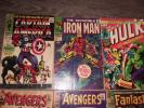 Marvel Silver Age Collection ON SALE NOW Tales of suspense 39, Hulk 181, etc.