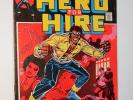LUKE CAGE, HERO FOR HIRE 1 (Marvel Comics 1972) Key Origin Issue SHIPS FREE USA