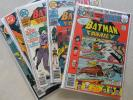 Batman Family #6 7 9 15 17 $120.00 LOT (1976, DC) 1st Joker's Daughter BATGIRL