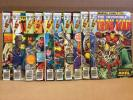 Iron Man Lot Of 10 #101-110