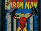 IRON MAN #100 CGC 9.8 MINT 1970 HIGHEST ANNIVERSARY ISSUE STARLIN MANDARIN NR
