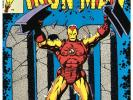 IRON MAN #100 VF, 35¢ Price Variant, Classic Jim Starlin c, Marvel Comics 1977