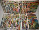 Iron Man 56-100 Complete Full run Bronze age Marvel Picture of Actual Item Lot