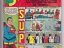 Lot Run 6 Silver Age Superman Comics 193 194 195 196 197 198 Low Starting Price