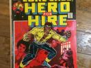 Luke Cage Hero For Hire 1 Marvel Origin Issue Nice