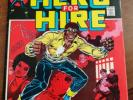 Luke Cage Hero For Hire No. 1 Marvel 1972 1st Appearance Origin Issue