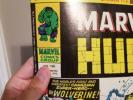 1976 UK / Mighty World Marvel #198 INCREd HULK 181 Pay tonight ships monday