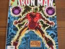 The Invincible Iron Man, run 122, 123, 124, 125 & 126