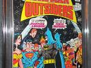 Batman and the Outsiders #1 CGC 9.2 White pages - Outsiders first issue