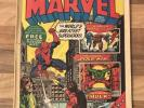 MIGHTY WORLD OF MARVEL #3 1972 MARVEL BRITISH WEEKLY