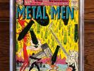 Metal Men #1 - CGC 8.5 VF+ (1963)  First Appearance Missile Men - Brand New Case
