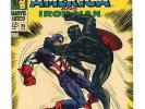 1968 MARVEL TALES OF SUSPENSE #98 CAPTAIN AMERICA VS. BLACK PANTHER VERY FINE+
