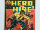 Luke Cage Hero For Hire #1 1972 Marvel Comics Group FN Condition Origin Issue