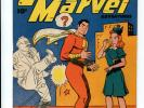 Captain Marvel Adventures #57 FN 6.0 VINTAGE Whiz Fawcett Comic Gold 10c 1946