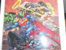 Marvel versus DC TPB collects 1,2,3,4 plus Doctor Strange/Fate 1 VF or better