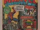 MIGHTY WORLD OF MARVEL # 3 - HULK, SPIDERMAN, FANTASTIC FOUR ( SCARCE 1972 )