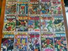 Iron Man (1968-1996) #100,101-150, 154-200,201-250,251-300 (155-Issue Set) 1-332