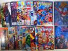 AVENGERS 30 COMIC LOT VOL 2 #1-13, VOL 3 #1-8, NEW AVENGERS, LAST AVENGERS STORY
