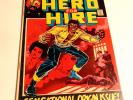 Luke Cage Hero For Hire #1 Marvel Comics Group 1972  Sensational Origin Issue