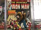 Iron Man #101 CGC NM 9.6 Marvel Conic Book First Dreadknight Appearance 1977 Key
