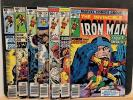 Invincible Iron Man Lot #76 78-84, 86 87 90 92 93 114 122 127 & 133 VG to Fine