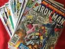 Marvel - The Invincible Iron Man Comic Lot -  22 Comics Total - VF+