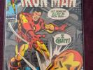 Marvel The Invincible Iron Man #21,22,23,24,25 Bronze Age
