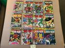 Marvel Invincible Iron Man #130 131 132 133 134 135 136 137 138 139 140 141 1980