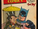 Detective Comics #120 Very Nice Penguin Original Owner Batman DC 1947 FN-VF