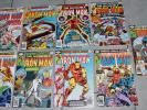 US-Marvel Iron Man 120 - 128 , complete alcoholism-run , Top Zustand (0-1)