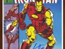 Stan Lee Signed Autographed Iron Man #126 poster, art print 1993