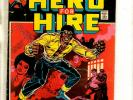 Luke Cage Hero For Hire # 1 FN- Marvel Comic Book 1st Appearance Key Issue FM4