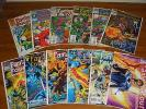 FANTASTIC FOUR UNLIMITED #1 - 12 SET (MARVEL) 12 ISSUES (1993)