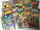 Uncanny X-Men Huge ISSUE LOT 105 110 111 128 and Many More Phoenix Appearance