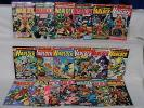 Strange Tales 178-181 + Warlock 1-15 SET Solid #179, 180 Marvel Comics (10889)
