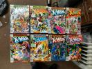 1970's Bronze Marvel UNCANNY X-MEN Comic Books 108 - 119 Complete 109 110 111