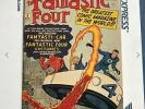 Fantastic four 45 NM+, Fantastic four 3 CGC 7.0, Werewofl by night 32 unrestored