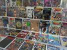 SIGNED 85 Comic Lot RARE Marvel DC Valiant Iron Man 300 Batman Spawn Lady Death