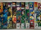 Fantastic Four Unlimited 1-12 Marvel 1993 Complete Set