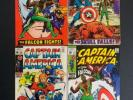 Captain America ???? #'s 116,117,(????),118(????),119 1st Falcon Marvel Comics