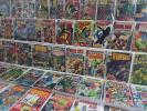 100 ALL Marvel Silver Age Lot Super-Heroes 12 Captain Marvel Iron Man Subby #1