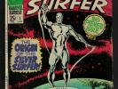 MARVEL COMICS issue 1  SILVER SURFER fantastic four 4.0 VG 1969